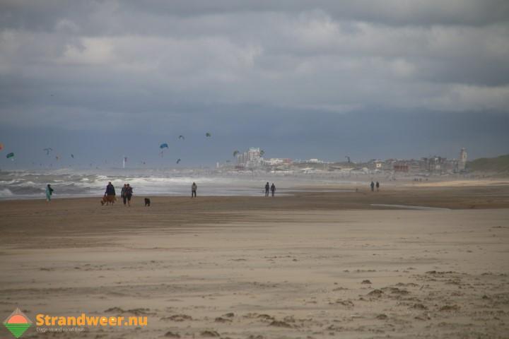Wisselend strandweer voor maandag 31 juli
