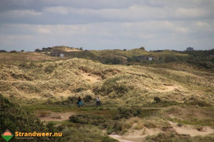 Extra werkzaamheden in duinen bij Berkheide
