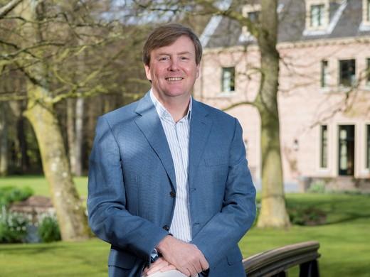 Koning Willem-Alexander bij Jubileumdag 100 jaar Reddingsbrigade