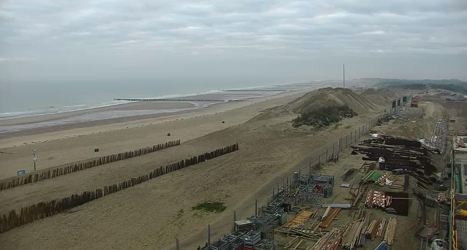 Strandweer voor vrijdag 3 november