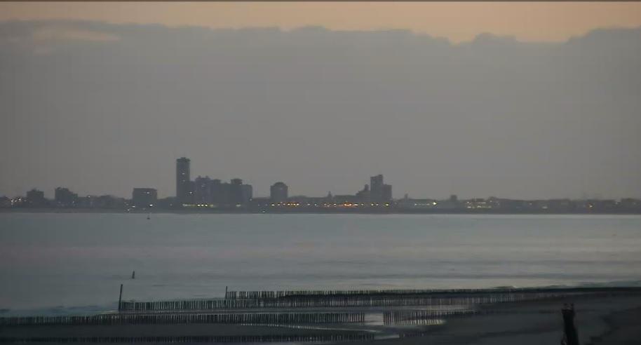 Strandweer voor vrijdag 17 november