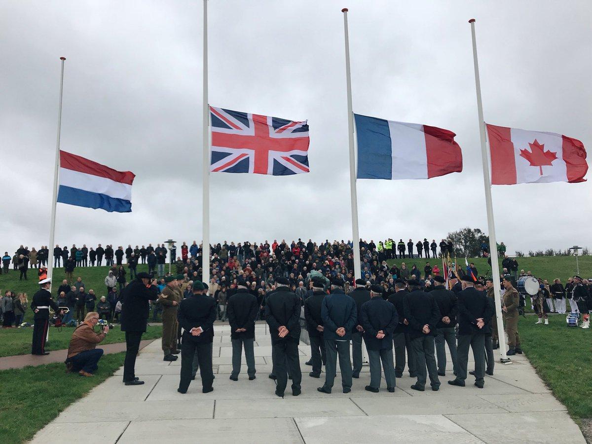 Bevrijding van Vlissingen in 1944 herdacht