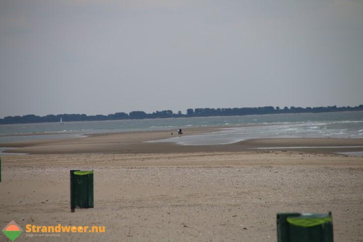 Strandweer voor zondag 16 juli