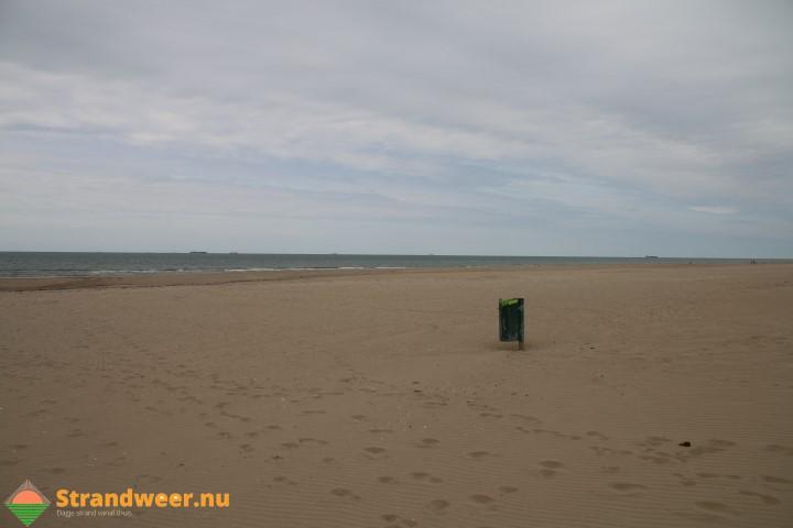 Strandweer voor woensdag 9 augustus