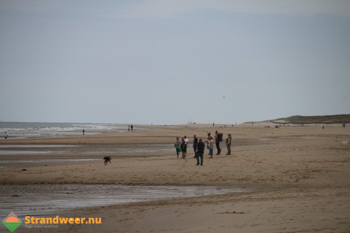 Maasvlakte strand open ondanks zandsuppleties