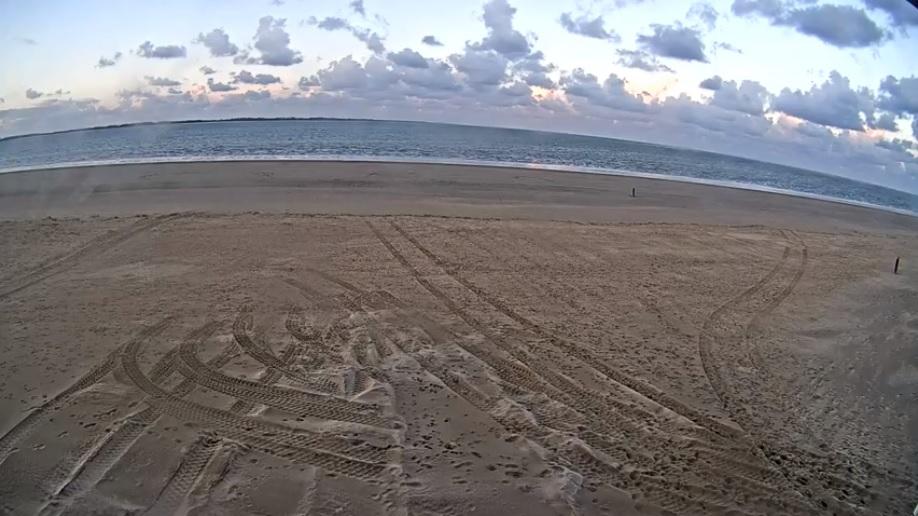 Strandweer voor zondag 5 november