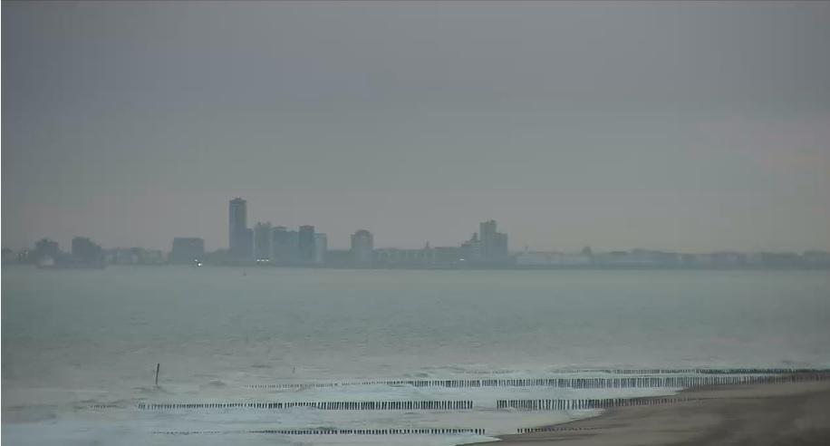 Strandweer voor woensdag 29 november