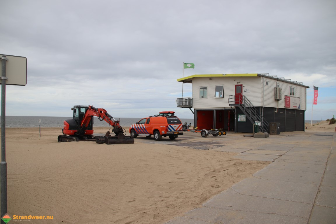 Gemeente Westvoorne verlengd samenwerking met lifeguards Rockanje