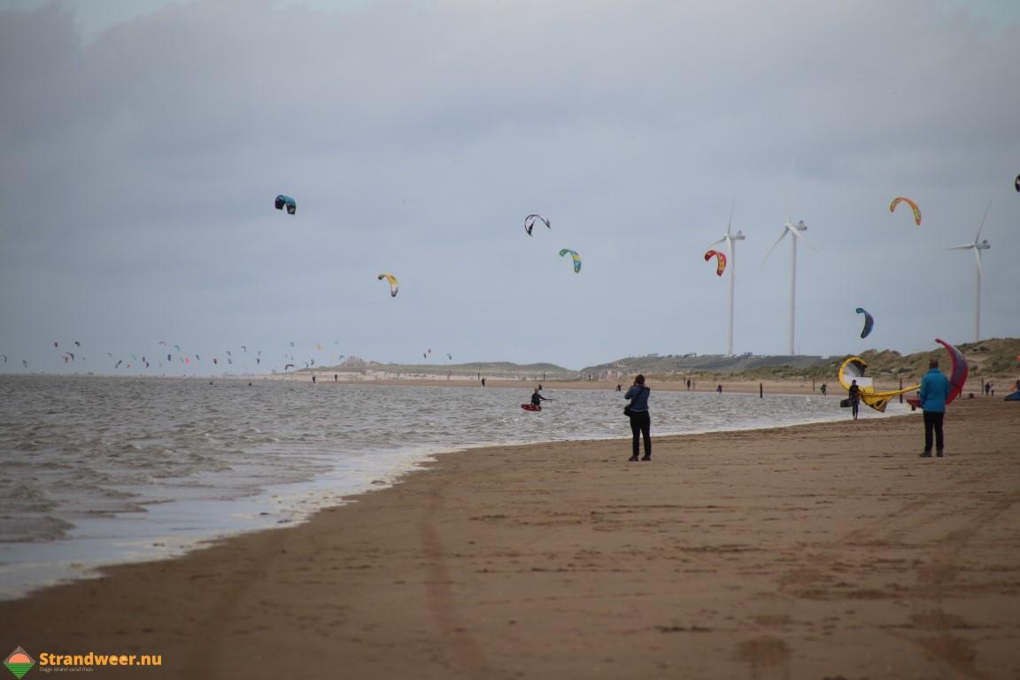 Het strandweer voor vrijdag 17 januari