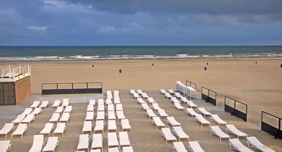 Het strandweer voor vrijdag 2 augustus
