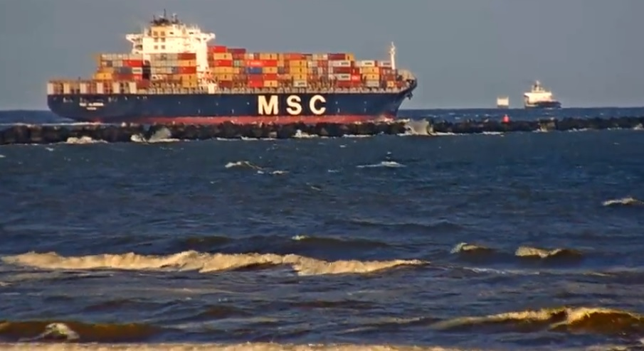 Zeeschepen gewaarschuwd bij slecht weer Waddenzee