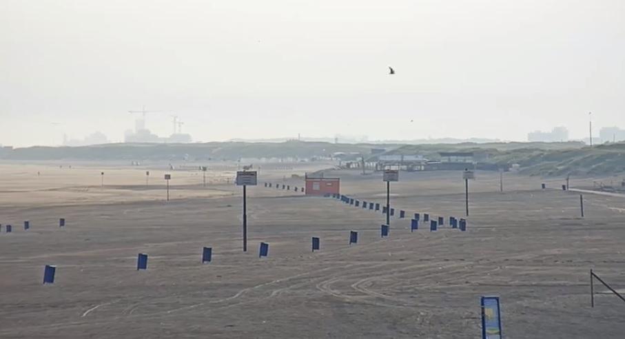 Het strandweer voor woensdag 12 juni