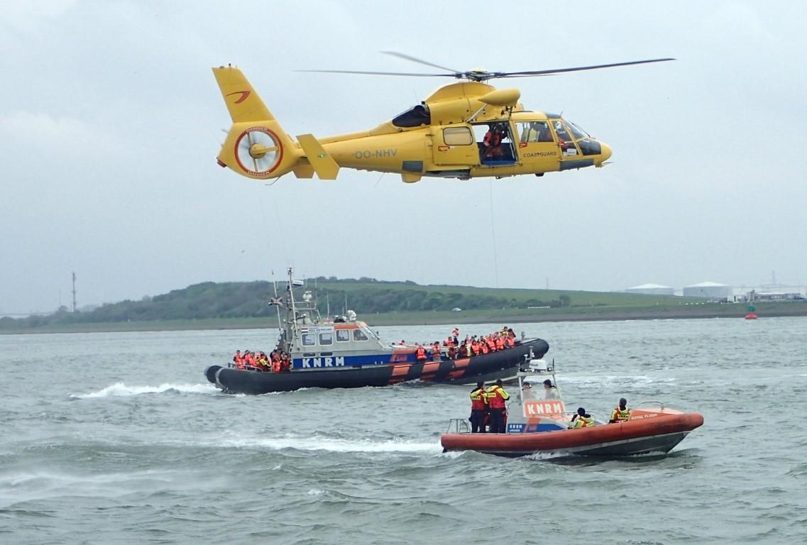 Kom zaterdag 11 mei in actie op de 26e Reddingbootdag!