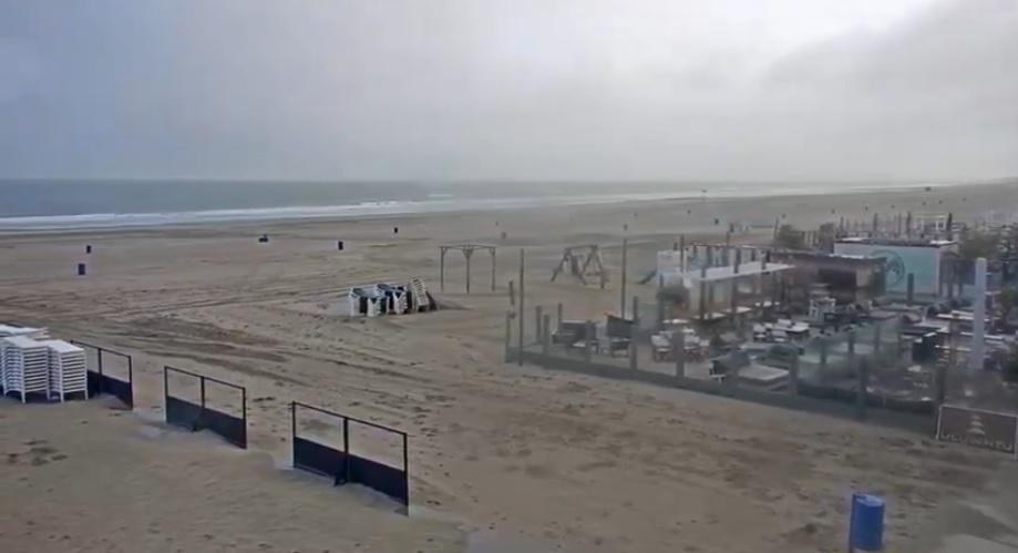 Het strandweer voor vrijdag 27 september
