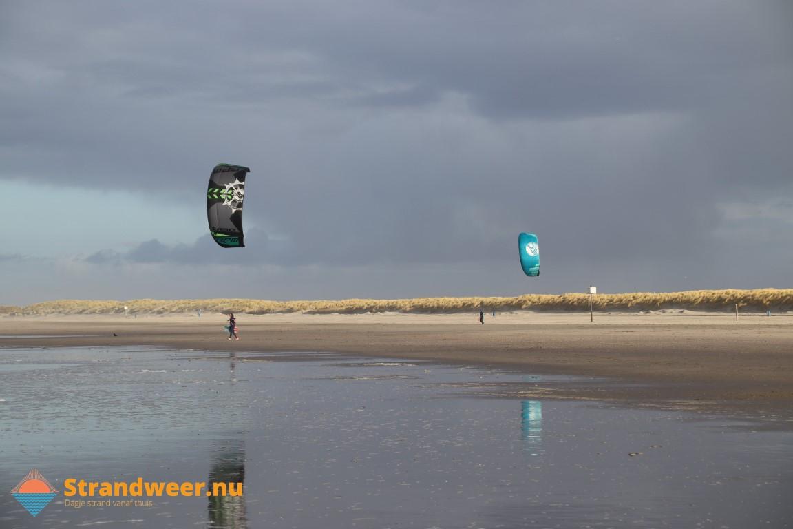 Het strandweer voor zondag 8 december