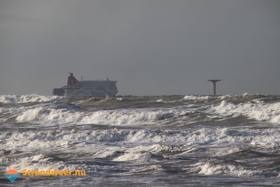 Het strandweer voor donderdag 12 december