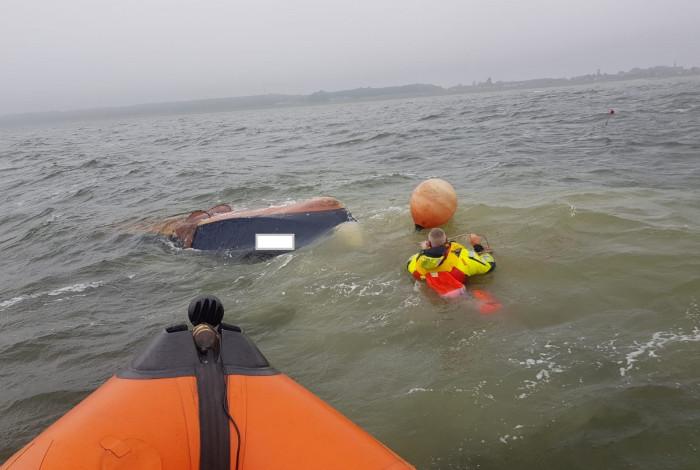 Drie drenkelingen uit het water gehaald
