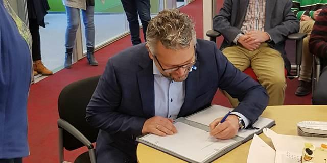 Protocol flexibel peilbeheer IJsselmeergebied getekend