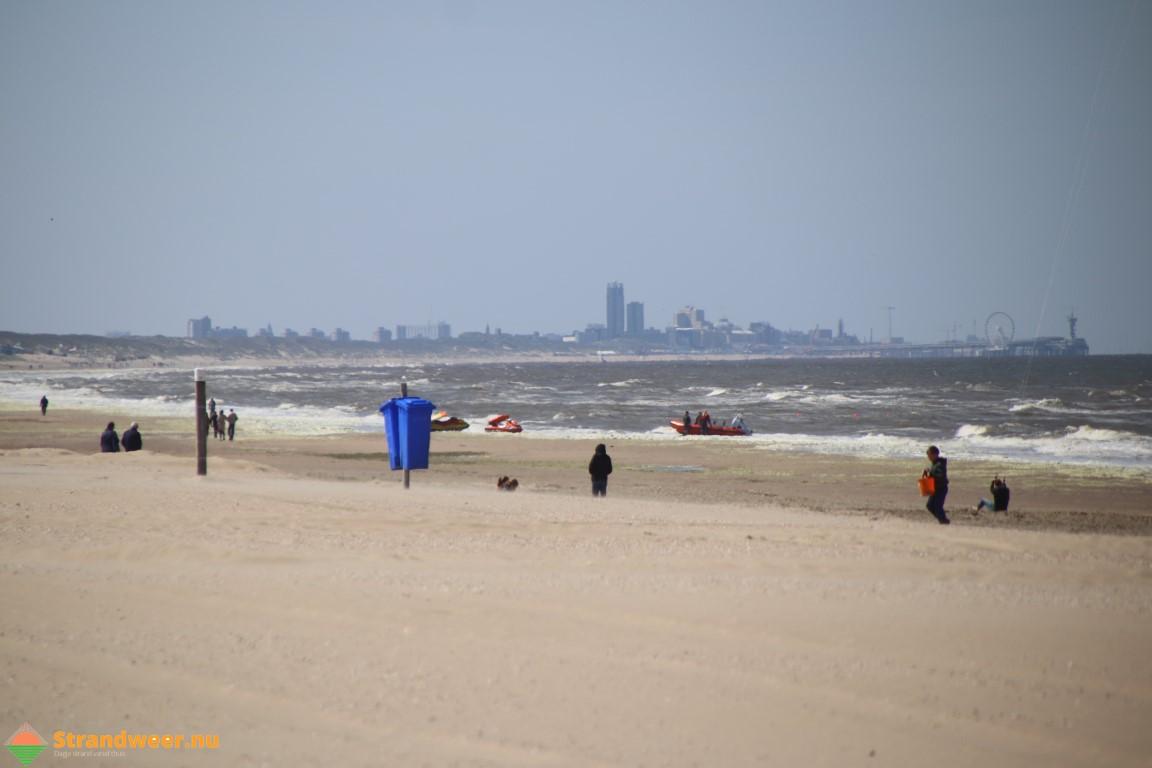 Het strandweer voor woensdag 16 oktober