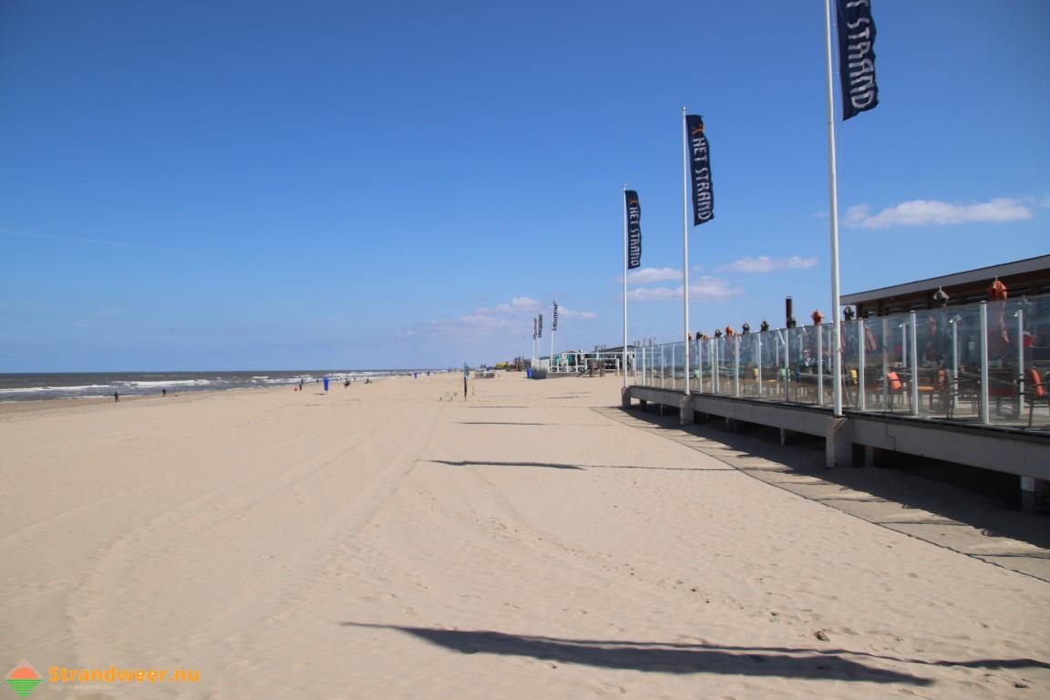 Het strandweer voor dinsdag 14 mei