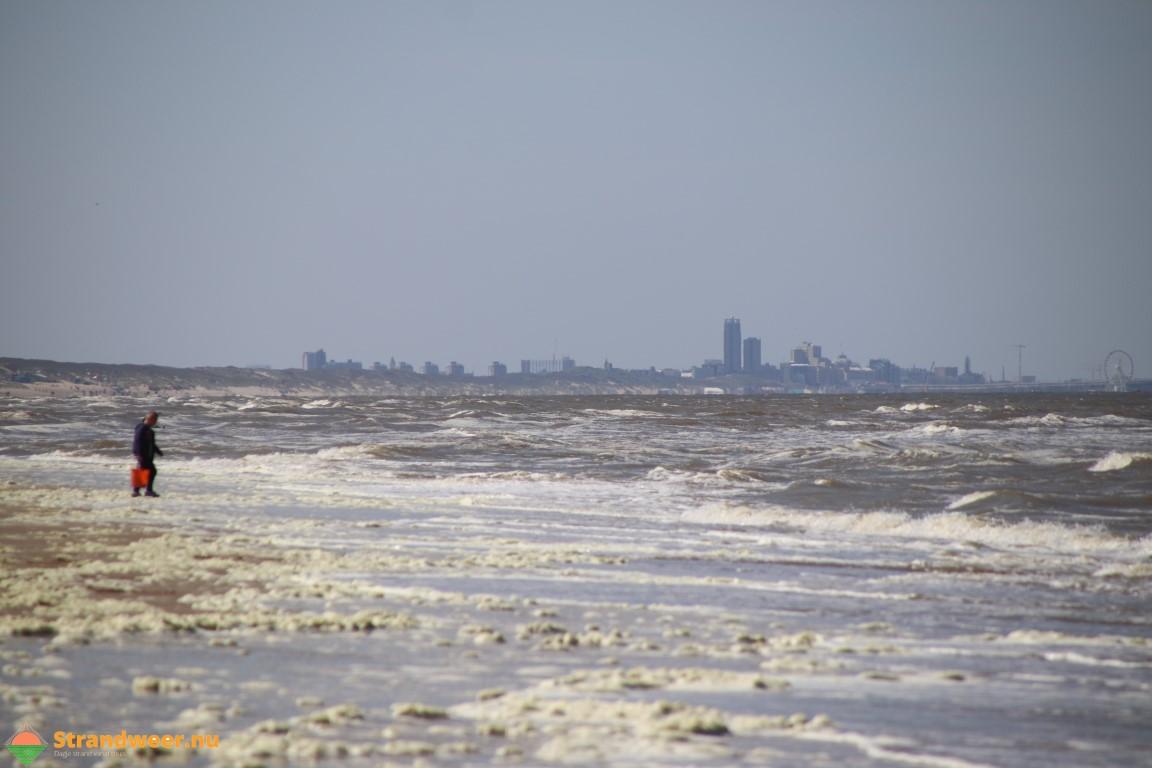 Het strandweer voor donderdag 14 januari