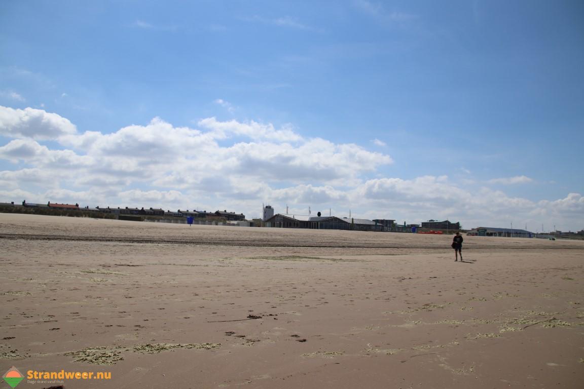 Het strandweer voor zondag 19  mei
