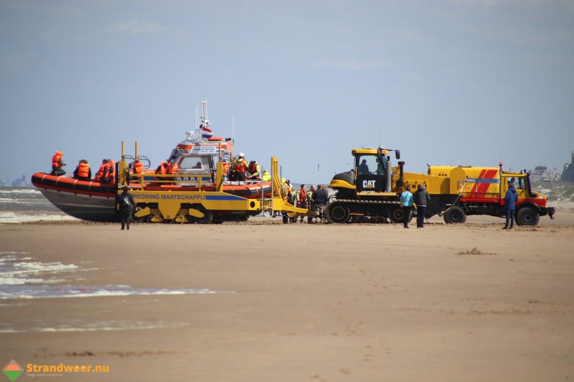Het strandweer voor vrijdag 12 juli