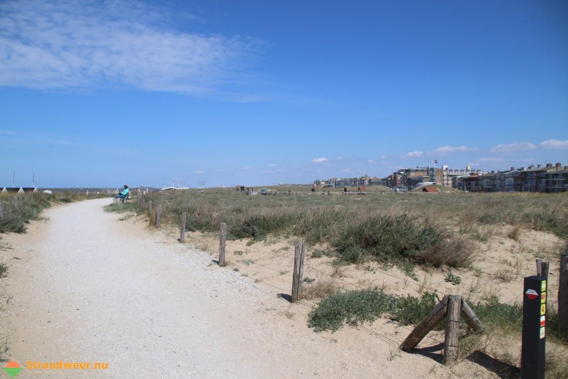 Het strandweer voor dinsdag 5 november