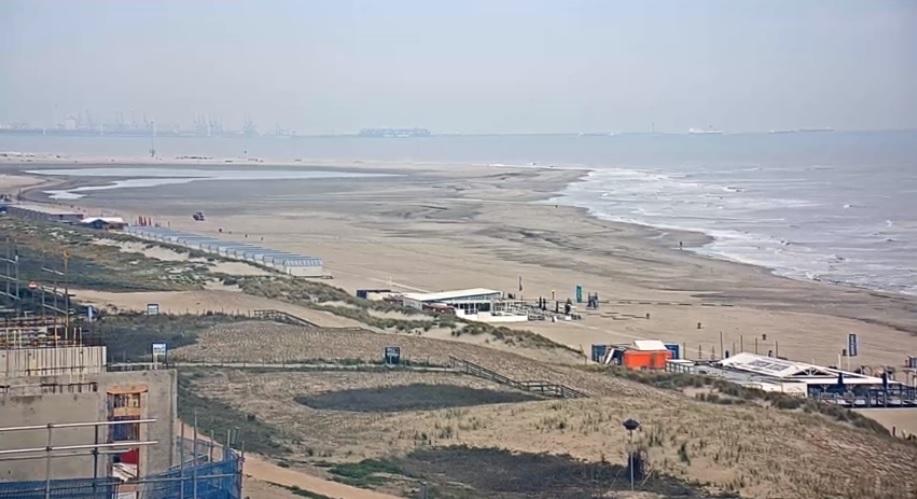 Het strandweer voor woensdag 8 mei
