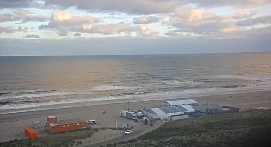 Het strandweer voor woensdag 18 september