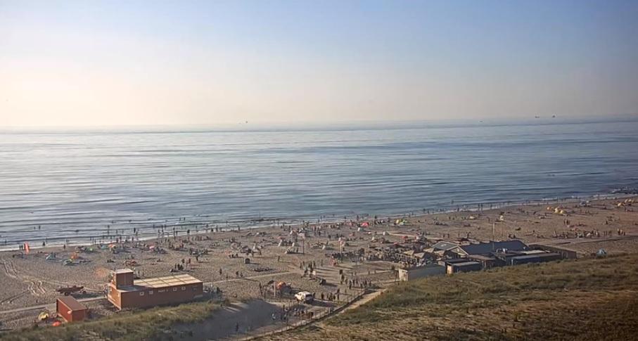 Het strandweer voor zondag 30 juni
