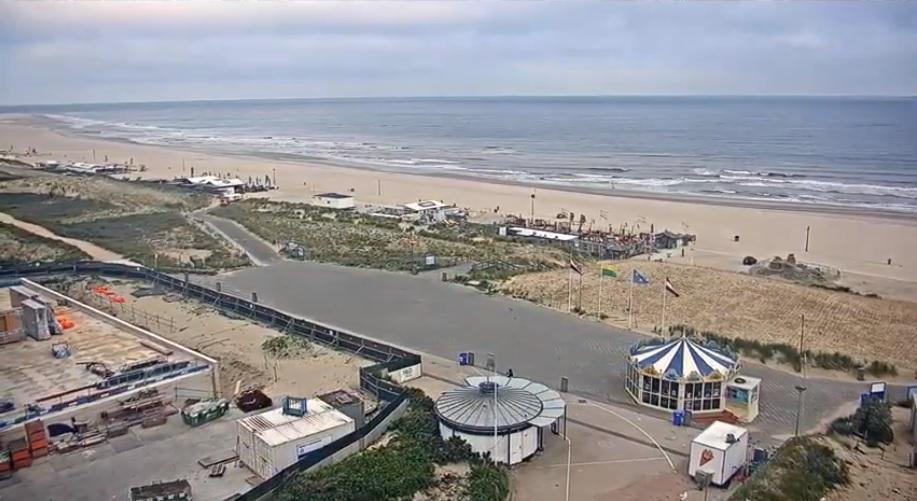 Het strandweer voor woensdag 31 juli