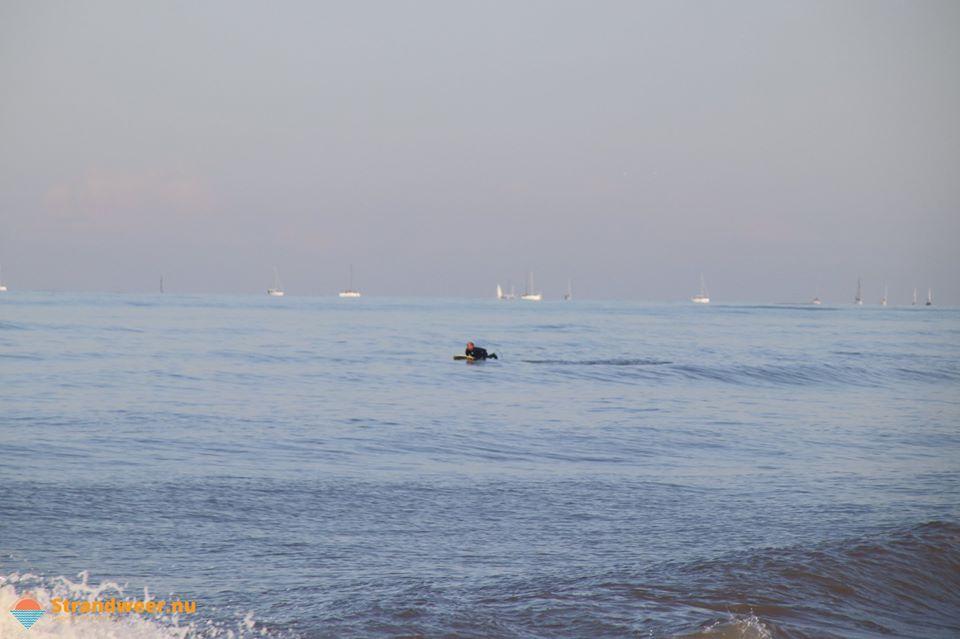 Het strandweer voor maandag 11 november