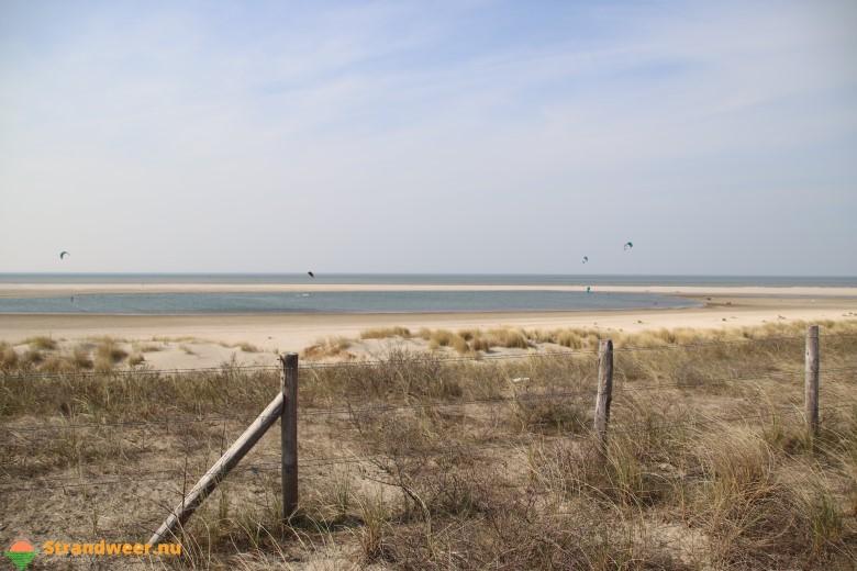 Het strandweer voor vrijdag 26 april