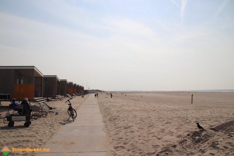 Het strandweer voor maandag 17 juni