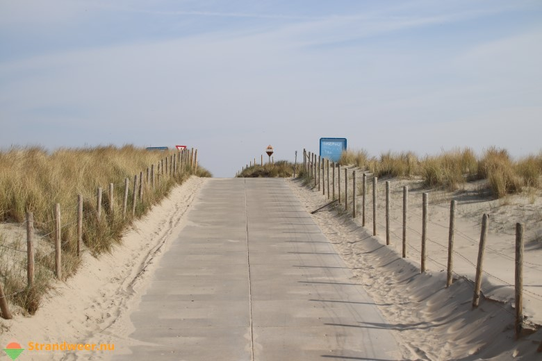 Het strandweer voor donderdag 26 september