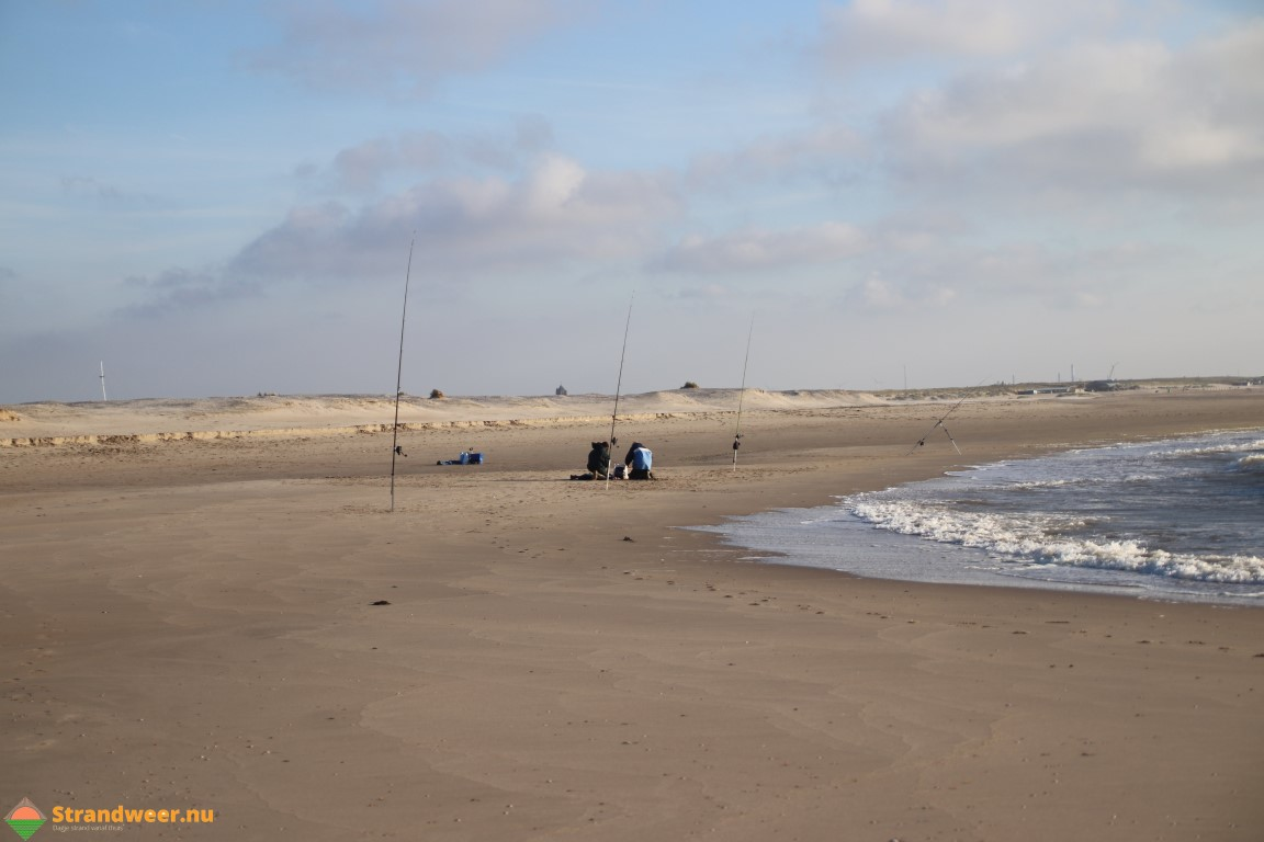 Het strandweer voor donderdag 2 mei
