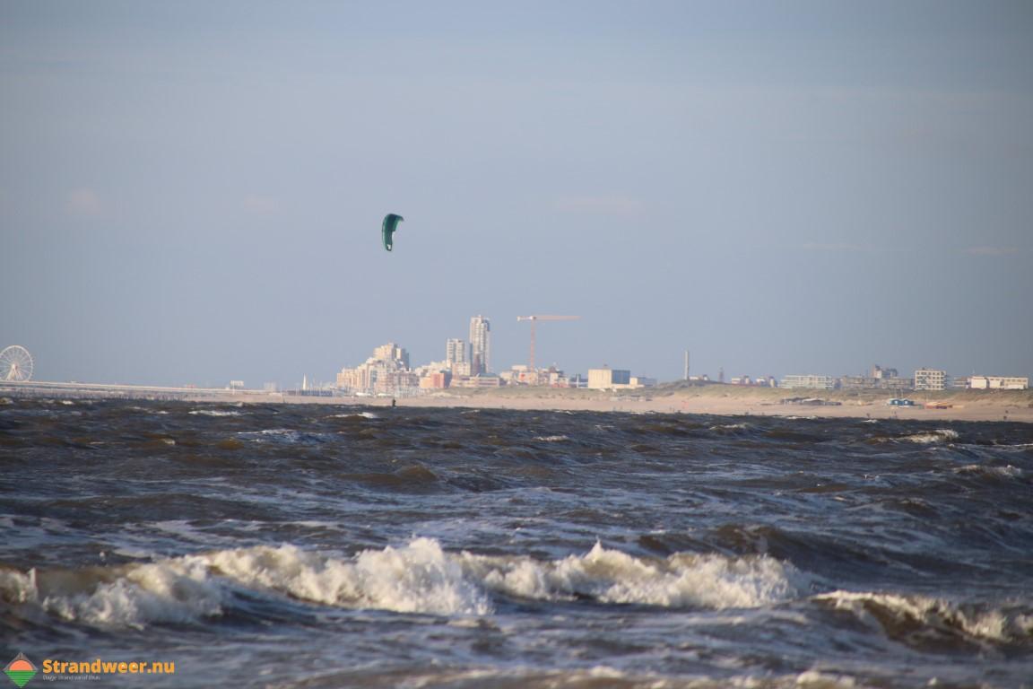 Het strandweer voor dinsdag 19 november