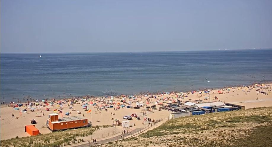 Het strandweer voor vrijdag 26 juli
