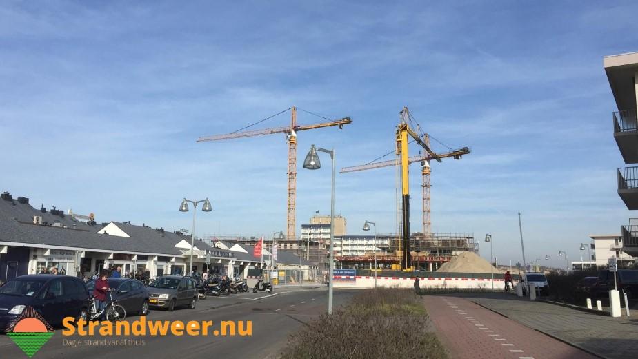 Sloop oude winkelcentrum Kijkduin uitgesteld