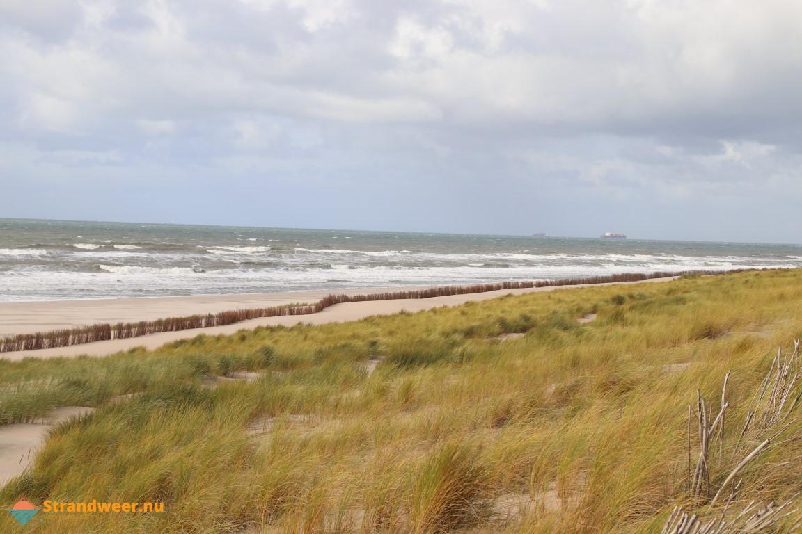 Het strandweer voor vrijdag 4 oktober