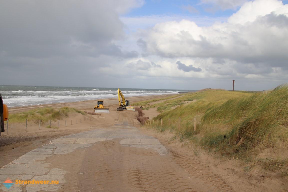 Het strandweer voor zondag 6 oktober