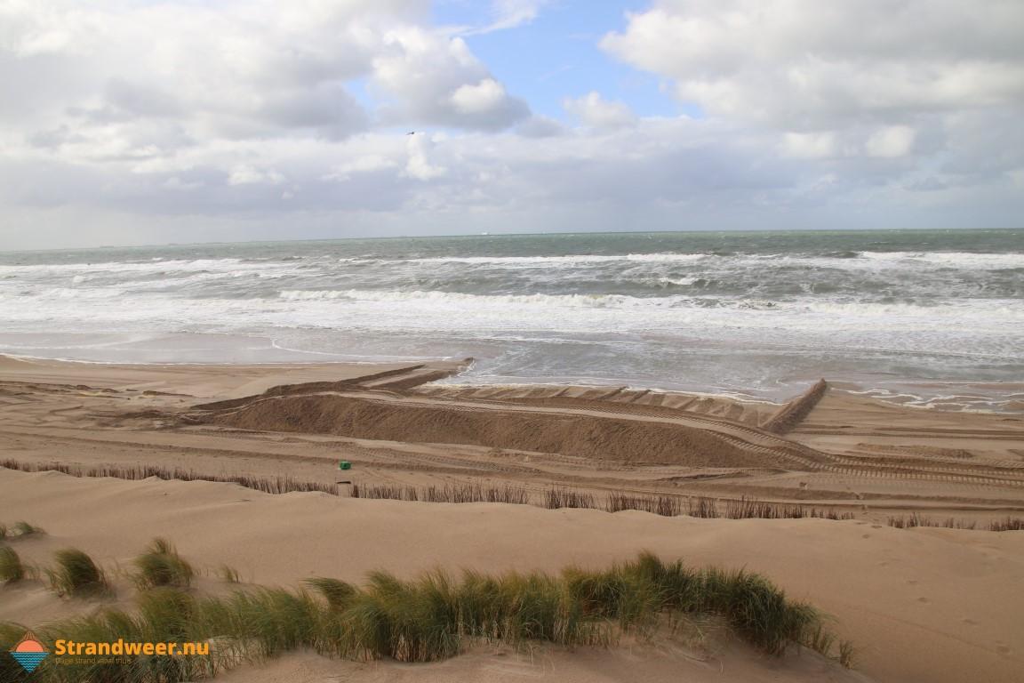 Het strandweer voor maandag 7 oktober