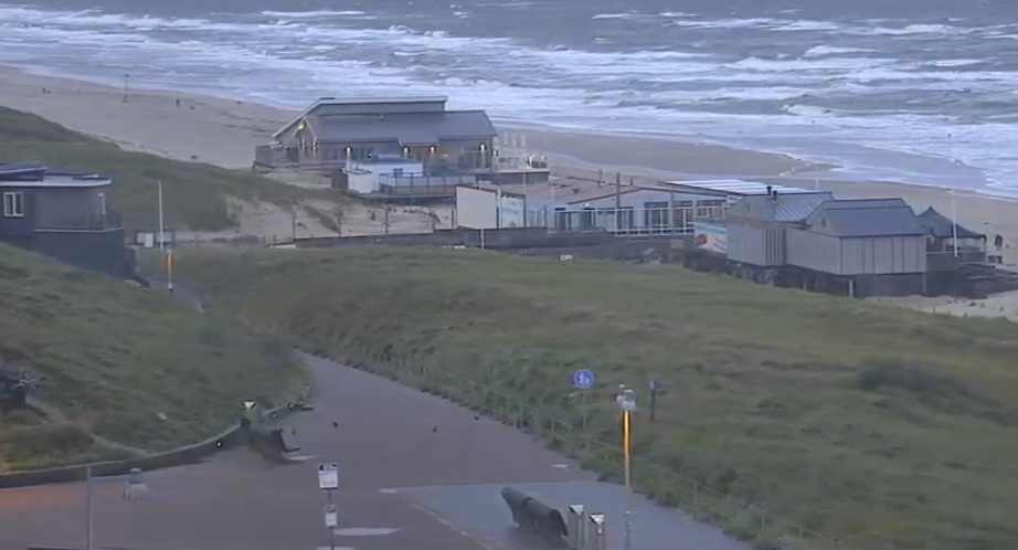 Het strandweer voor dinsdag 1 oktober