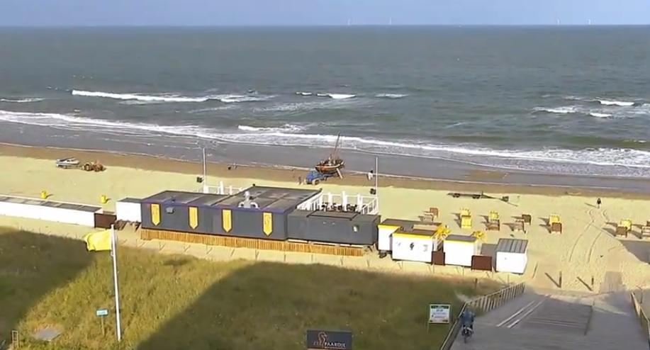 Het strandweer voor vrijdag 5 juli