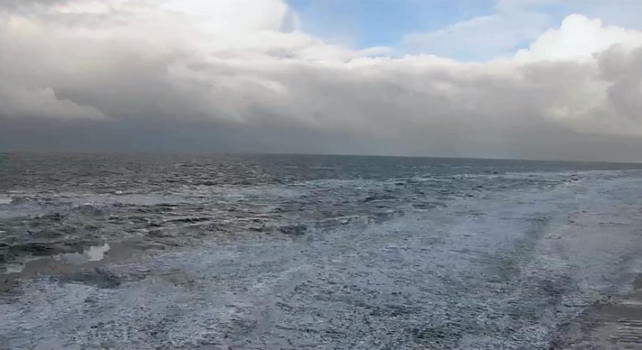 Aardbeving in de Noordzee