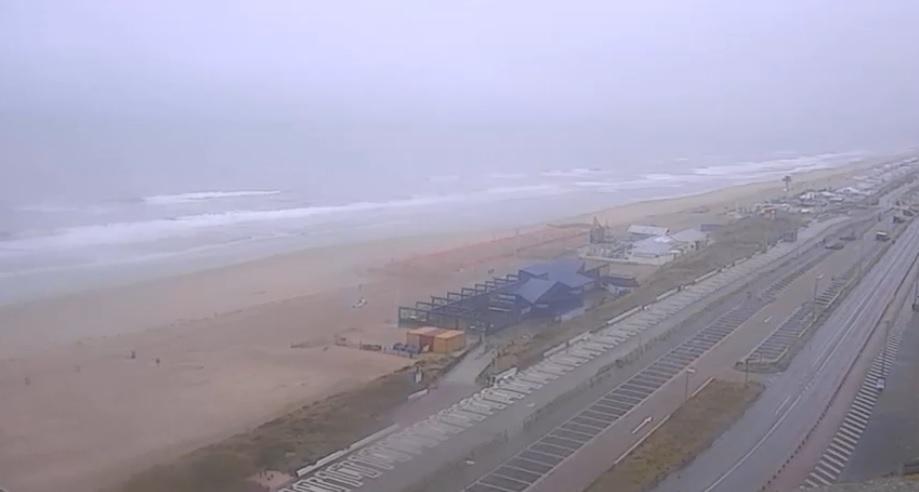 Het strandweer voor maandag 16 september