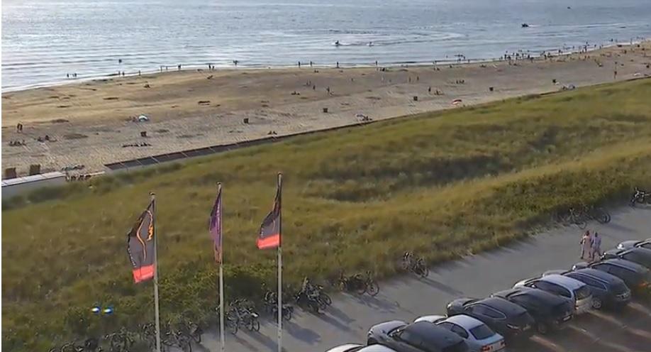 Het strandweer voor woensdag 24 juli