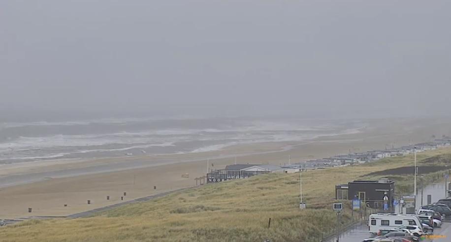 Het strandweer voor koningsdag 2019