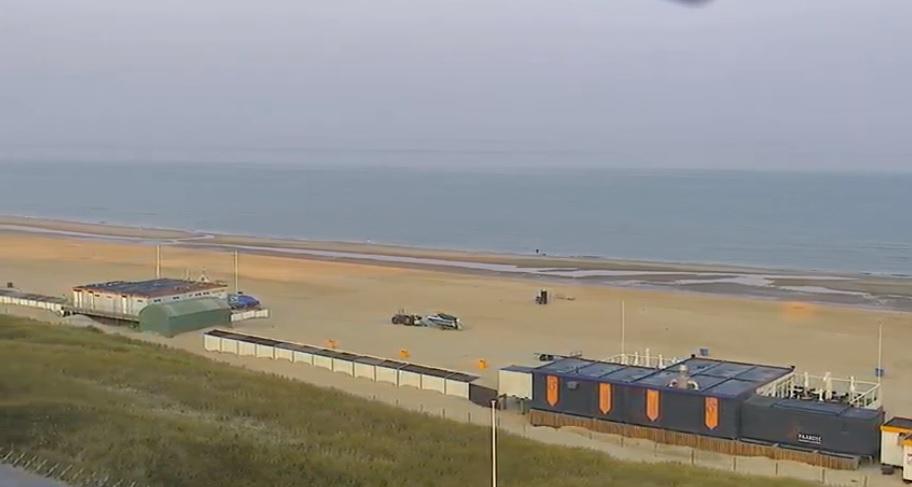 Het strandweer voor dinsdag 27 augustus
